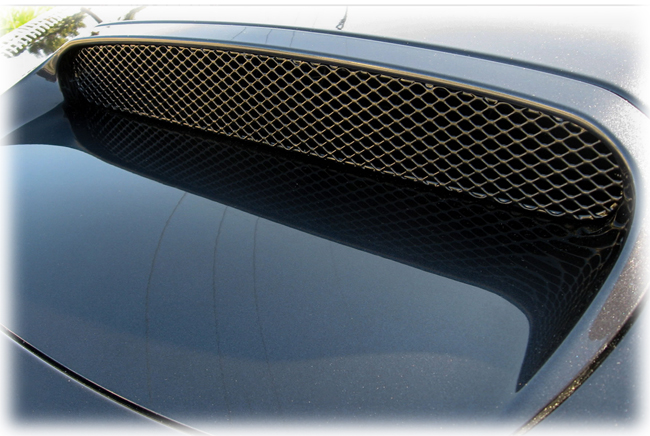 Customer testimonials confirm overwhelming satisfaction with the Hood Scoop Grille for 2008-2014 Subaru Impreza WRX by Grillcraft