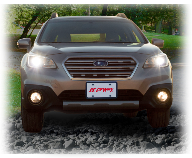 Subaru Outback Aftermarket Accessories For 2001 2002 2003