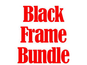 Buy Black Frame Bundle Here