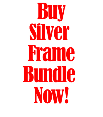 Buy Silver Frame Bundle Now