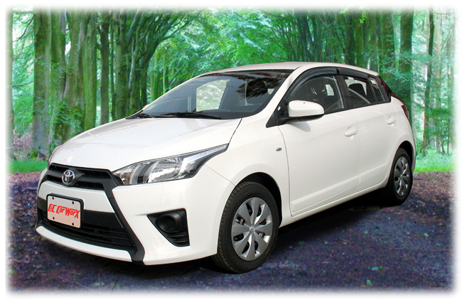 Toyota Yaris Aftermarket Accessories For 2007 2008 2013