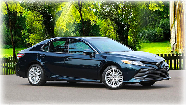 Not only are these custom-designed rain guards a perfect fit for every model of 2018, 2019, 2020 Toyota Camry, C&C CarWorx has included a strip of chrome-style trim to complement your car's OEM chrome window molding for a very classy and highly functional accessory..