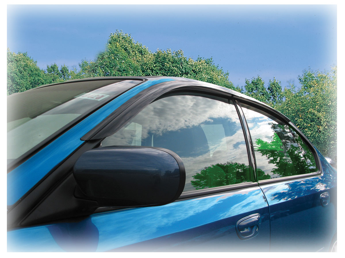 Tape On Outside Mount Window Visors Shades Weather Air