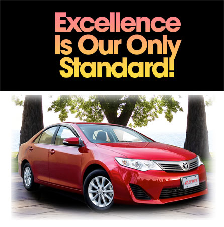AEcellence Is Our Only Standard!