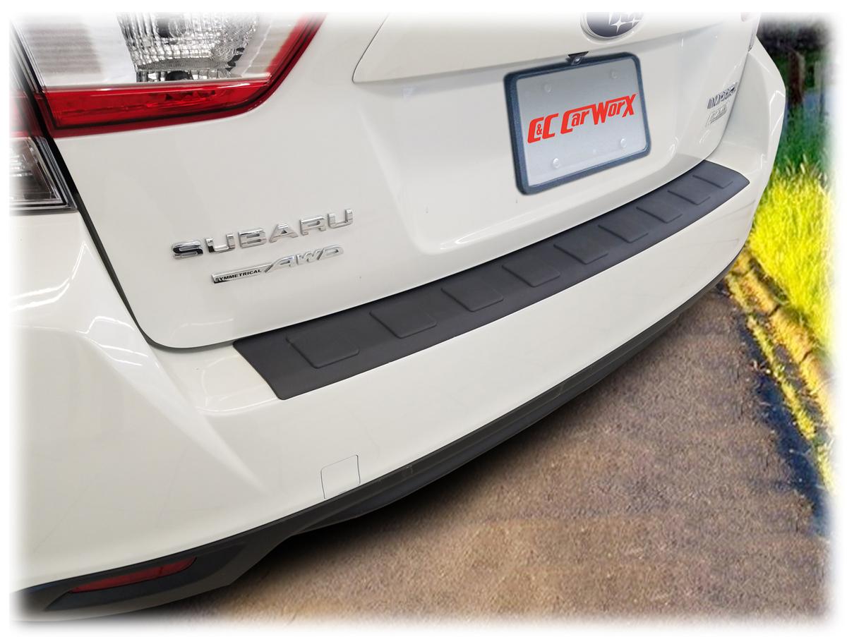 Subaru Rear Bumper Cover Guard Pad Protection For 2017