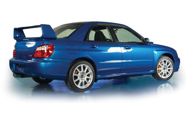 Subaru Impreza Wrx Amp Sti Aftermarket Accessories For 2002