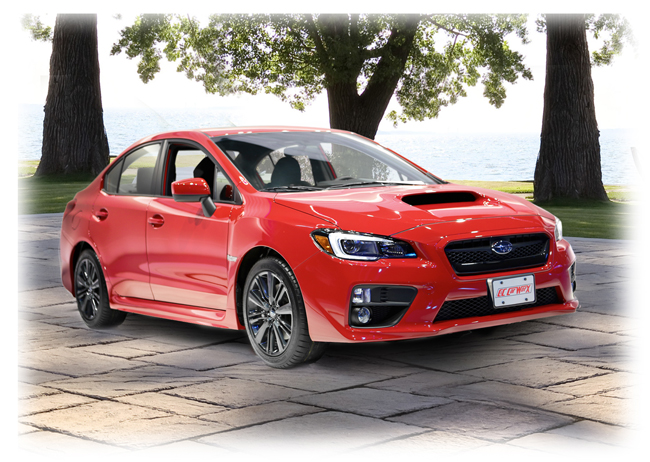 Customer testimonials confirm overwhelming satisfaction with the Front License Bracket to fit the 2015-17 Subaru Impreza WRX by C&C CarWorx
