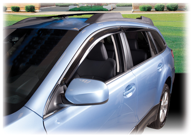 2016 Toyota 4Runner Accessories >> Window Visor Rain Guards for 1998, 1999, 2000, 2001, 2002 ...