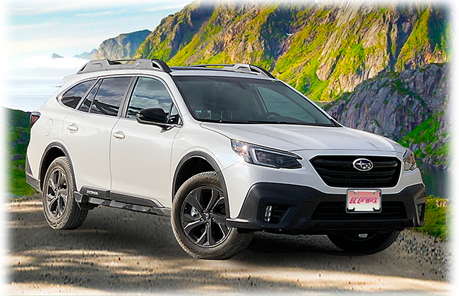Enhance the beauty of your new 2020 and 2021 Outback with this custom designed and manufactured accessory.