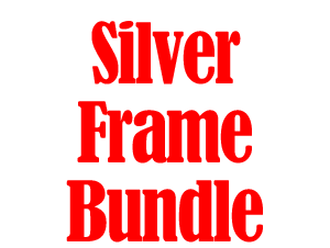 Buy Silver Frame Bundle Here