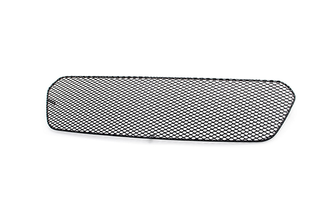 C&C CarWorx offers this aftermarket Upper Grille for 2008-2009 Subaru Legacy 4-Door Sedan available in silver and black by Grillcraft.