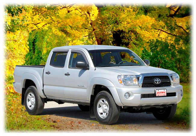 Toyota Tacoma Aftermarket Accessories for 2001, 2002, 2003, 2004r, 2005, 206, 2007, 2008, 2009 ...