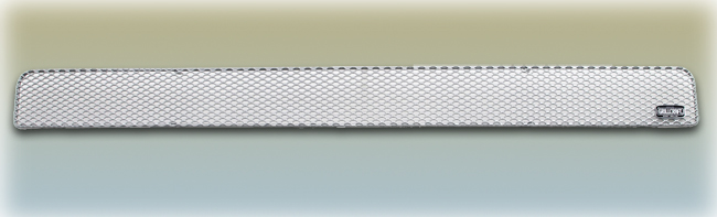 C&C CarWorx offers this aftermarket 1-piece Lower Insert Grille part for 2005-2011 Toyota Tacoma models in silver by Grillcraft.