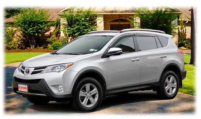 Toyota Rav4 Aftermarket Accessories for 2005, 2006, 2007 ...