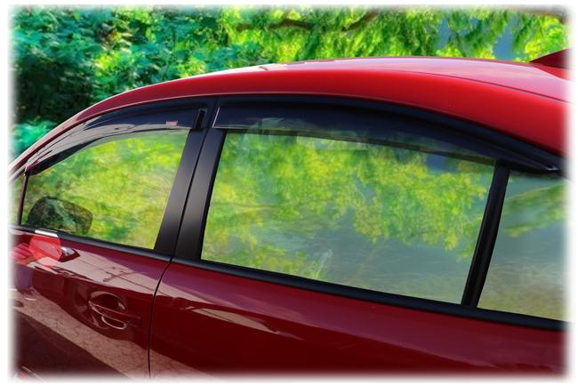 Rain Guards To Fit 2015 2016 2017 2018 2019 Subaru