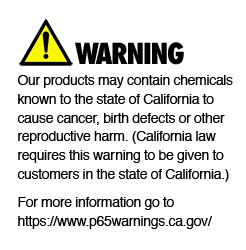 Prop65 Warning