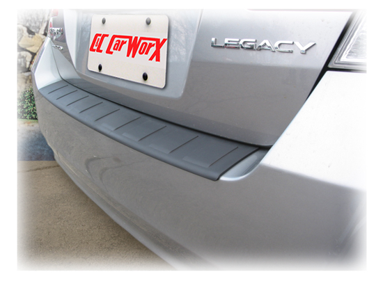 Rear Bumper Cover Pad Bumper Guard Tailgate Bumper