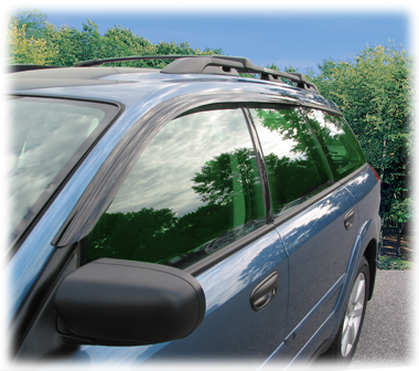 For Toyota Avensis Wagon 2003-2008 Side Window Visors Rain Guard Vent Deflectors