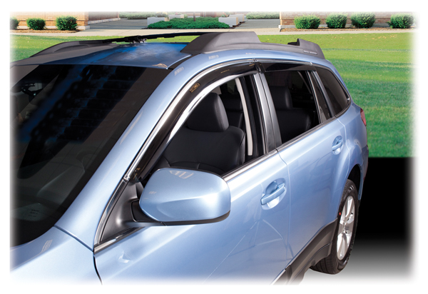 C Amp C Car Worx Window Visor Rain Guards For 09 15 Toyota