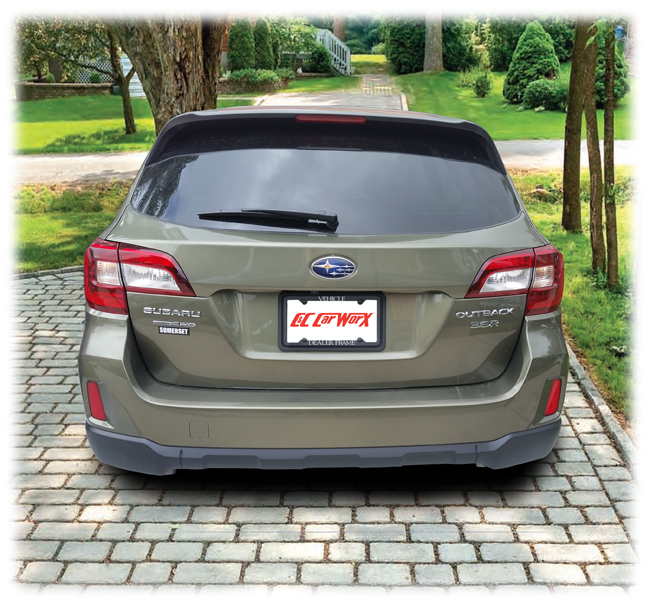 cc carworx rear license plate frame to fit most vehicle years makes and models