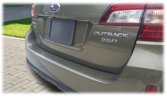 From any angle, this custom manufactured aftermarket accessory improves the look of your vehicle.