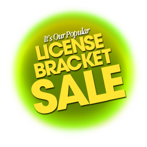 License_Bracket_Sale