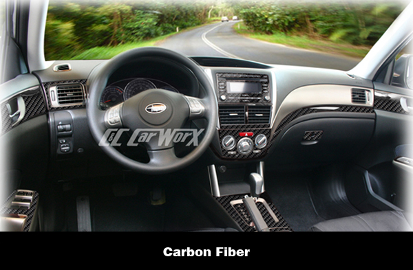 Subaru Forester Dash Kit 2988 By Sherwood Innovations For